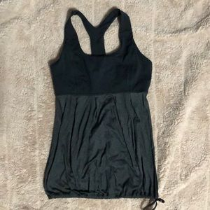 Lululemon Y back tank